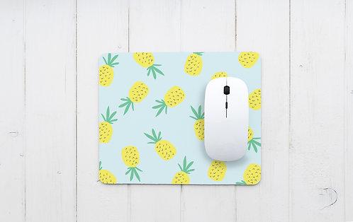 פד מעוצב לעכבר | משטח לעכבר מחשב | דגם אננסים
