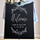 Thumbnail: Welcome Wedding Sign with Wreath | Solid Acrylic