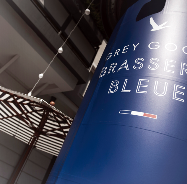 GREY GOOSE POP UP / KÄFER / BRASSERIE BLEUE