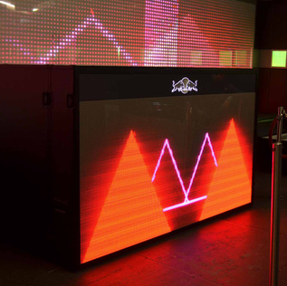 RED BULL / MOBILES DJ PULT