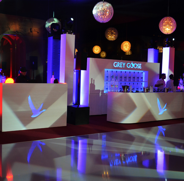 GQ AWARDS / GREY GOOSE EVENT-INTERIOR