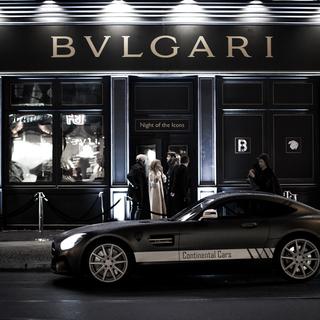 "BVLGARI ""NIGHT OF THE ICONS""  EVENT-INTERIOR"