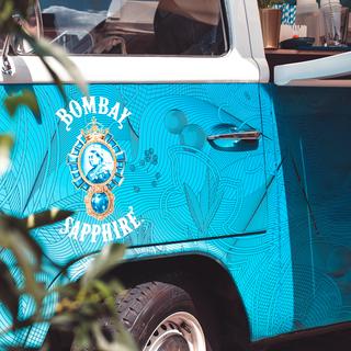 BOMBAY SAPPHIRE / BOMBAY CRUSHED TOUR