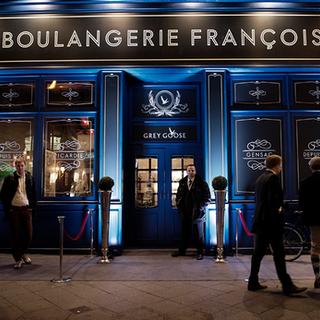 GREY GOOSE POP UP    BOULANGERIE FRANCOIS