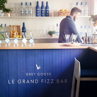 GREY GOOSE POP UP / KÄFER / BRASSERIE BLEUE