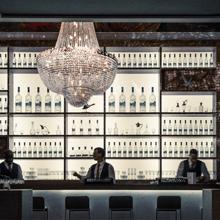 GREY GOOSE / THE UNDISCOVERED BAR