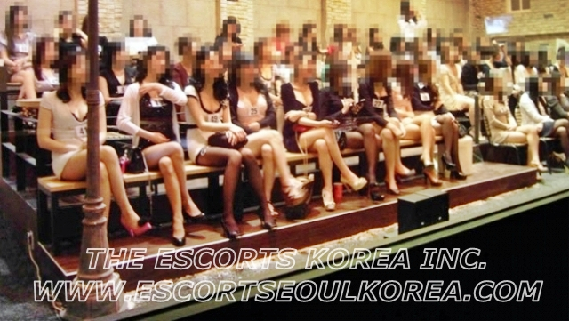 Seoul Escort Strip Salon