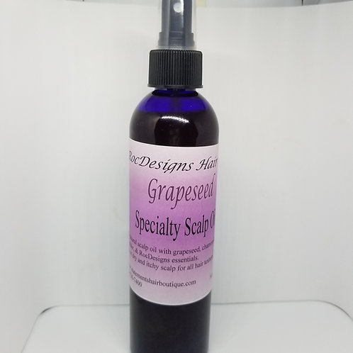 Specialty Oil Grapeseed - 8oz