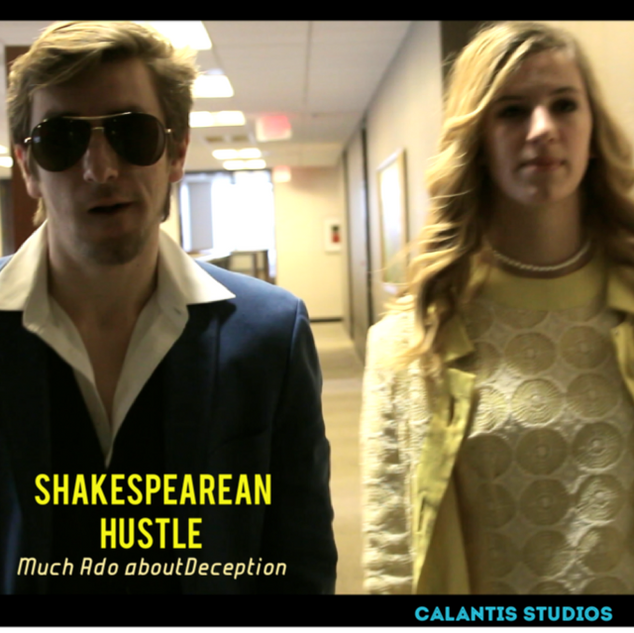 Shakespearean Hustle