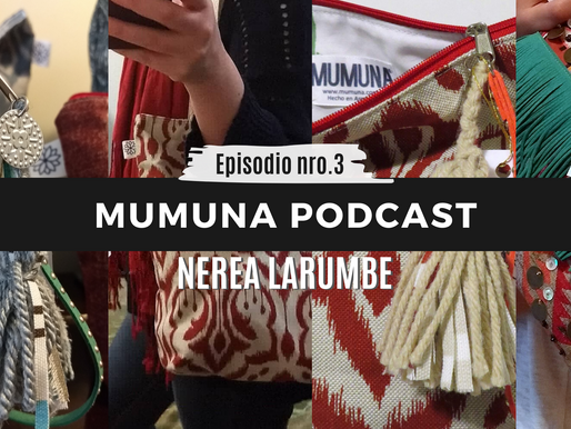 #3 Nerea Larumbe | Moda y TV en la tierra colorada