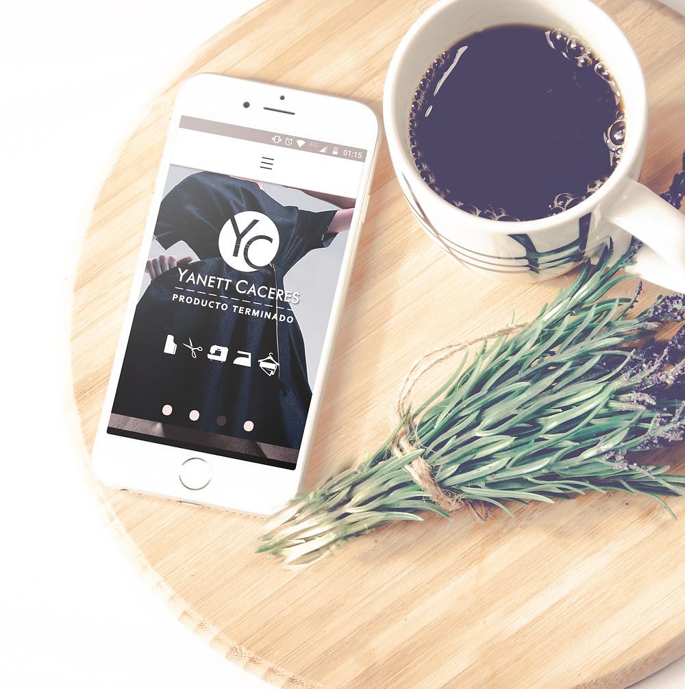 YC producto terninado Estudio M diseño web móvil