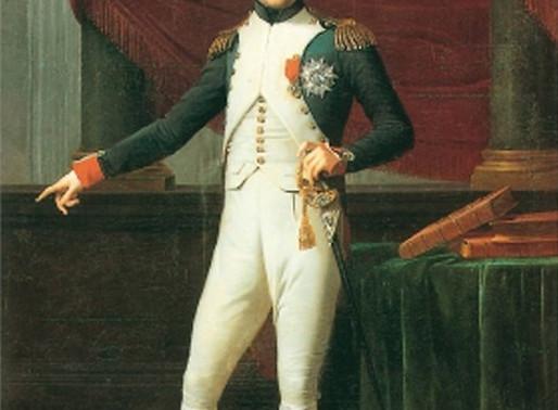 El verde venenoso... favorito de Napoleón y su destino final.