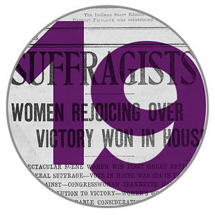 19: The Musical - 19th Amendment, Suffrage, Women's Right to Vote.