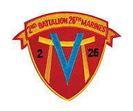 2d Battalion 26th Marines patch.png