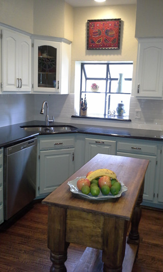 French Country Kitchen,