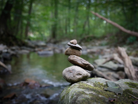 Spirit Says: October is All About Balance!