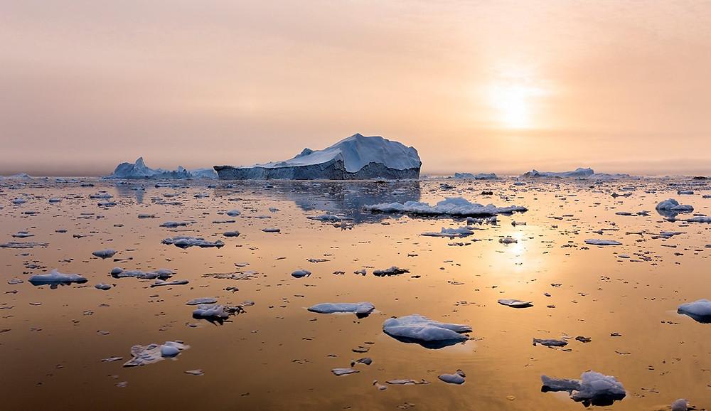 Der Klimawandel macht sich in Ozean und Kryosphäre immer deutlicher bemerkbar. (Bild: HRAUN/ iStock)