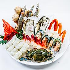 Royal Seafood Combination 豪华海鲜拼盘
