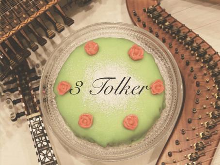 3 Tolker new album発売