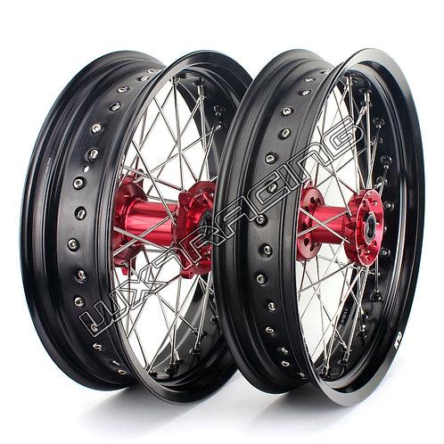 Honda Supermoto Wheel Sets