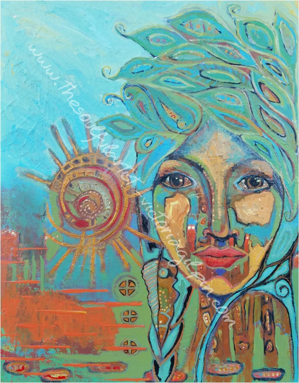 Mystic Goddess