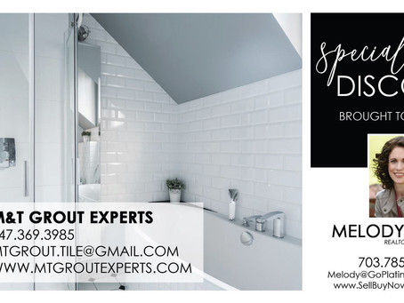 Need Tile Work Done? Special Rates With M & T Grout