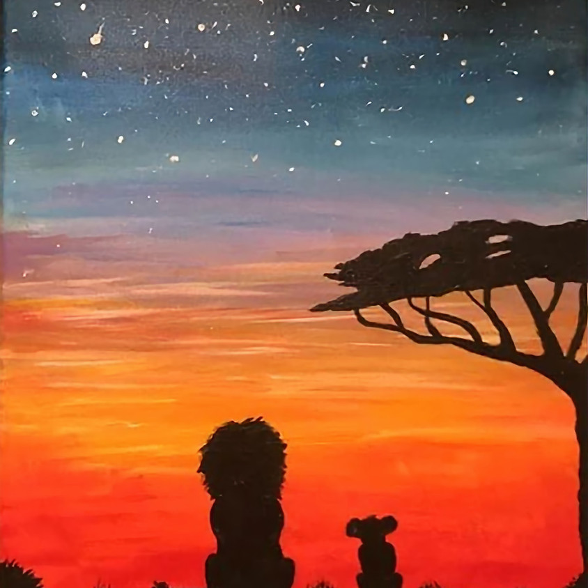 PRIVATE EVENT:  BMS CLDP Summer Intern Painting Event