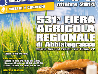 531ª FIERA AGRICOLA REGIONALE DI ABBIATEGRASSO
