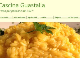 Il sito www.cascinaguastalla.com è in linea!