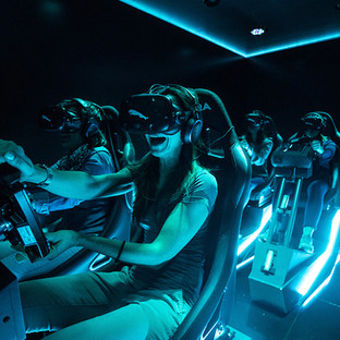 FORMULA-E VR RACING