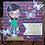 Thumbnail: Digital Stamp Cute Big Eye Girl w/ Glasses Paityn Image No. 77