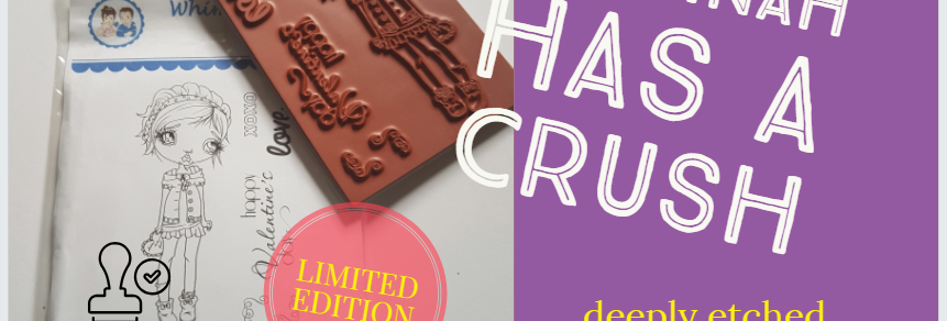 Rubber Stamp Limited Edition Savannah Has A Crush