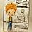 Thumbnail: Digital Stamp Cute Big Eye Boy Hudson Image No.363