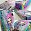 Thumbnail: Digital Printable Stamp Cute Whimsical Big Eye Girl on Stool Winnie Image No. 12