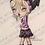 Thumbnail: Printable Stamp Big Eye Punk Elf Tinker Digital Download Image 177