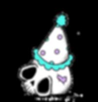 oddball birthday skull