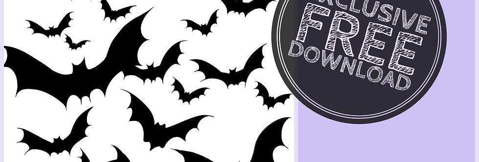 CCC# 22 BATS Creepy Cute Chronicles
