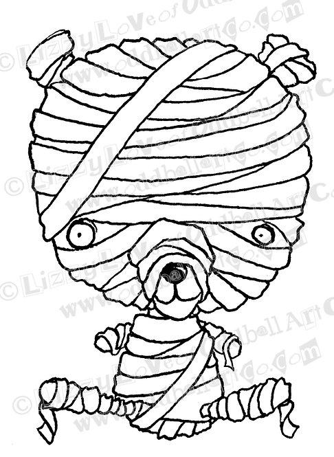 Digi Stamp Monster Bears Special Digi Set Img#'s 116 117 & 118