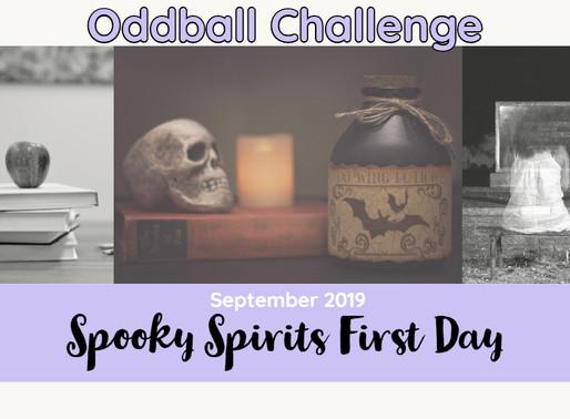 September Oddball Challenge