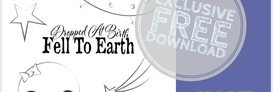 CCC#3 FELL TO EARTH Creepy Cute Chronicles