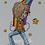 Thumbnail: Printable Stamp Rainbow Maker Rainy Digital Download Image No 183