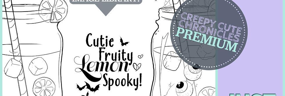 CCC# 63 HAUNTED LEMONADE Creepy Cute Chronicles