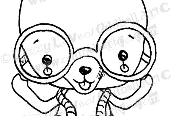 Digi Stamp Cute Bears Special Digi Set Img#'s 114 & 115