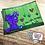 Thumbnail: Digital Stamp Big Eye Easter Girl Eve & Bunni Image No. 30