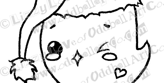 Printable Stamp Cute Little Chick Tweety Tweeterson Download Image No 134