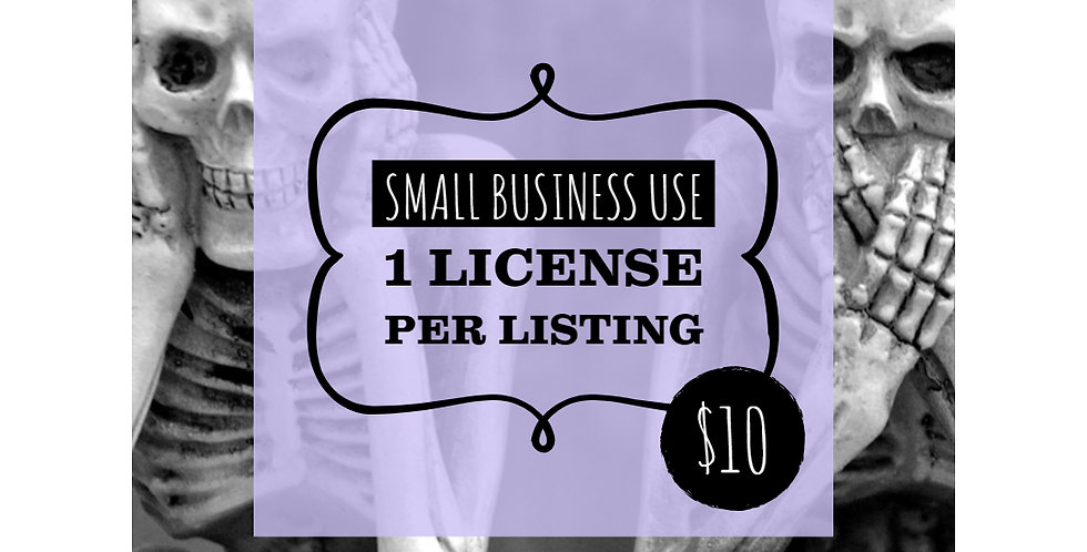 Extended Use Small Business Commercial License