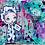 Thumbnail: Digital Stamp Big Eye Animal Advocate w/ Sign Cally Cow Girl Image No. 68