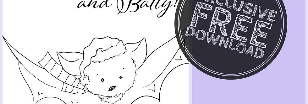 CCC# 26 BATTY SPIRITS Creepy Cute Chronicles