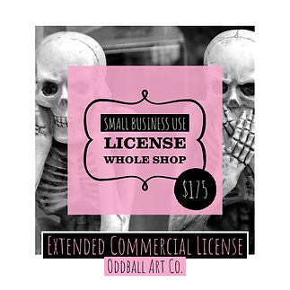 extended commercial license Full Collect