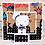 Thumbnail: Digital Stamp Cute Chibi Ghostbusters Tribute Marshmallow Man Image No. 302
